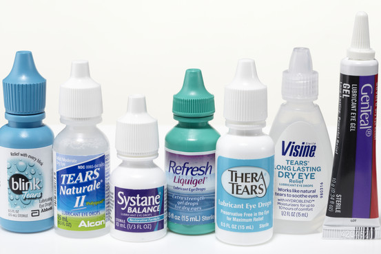 Best Eye Drops for Dry Red Eyes Allergies On The Market